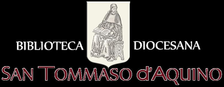 BibliotecaDiocesana San tommaso D'Aquino
