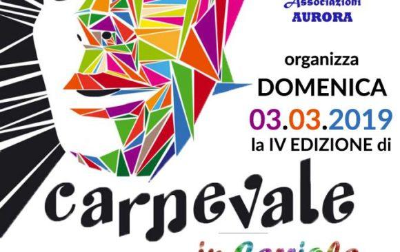 Carnevale in Carriola 2019 – IV Edizione